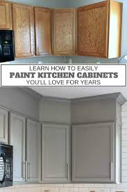 such a great tutorial on how to paint kitchen cabinets you learn about all the