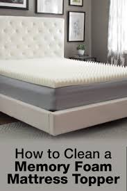 The Best Way to Clean a Memory Foam Mattress Topper - Overstock.com