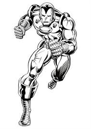 Have fun discovering pictures to print and drawings to color. Kids N Fun Com 60 Coloring Pages Of Iron Man