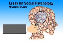 social psychology self discovery my essay point social psychology self discovery