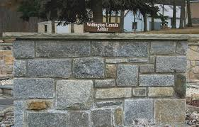 Granite Wall natural stone wall cladding granite exterior in reclaimed 7894 by xevi.us