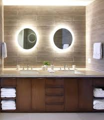 houzz bathroom vanity lighting. Houzz Bathroom Vanity Lights Interesting Lighted Mirror Contemporary Lighting M