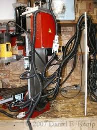 homemade milling machine wiring protector homemadetools net homemade milling machine wiring protector