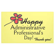 Administrative Professional Days Happy Administrative Professionals Day Banner Zazzle Com