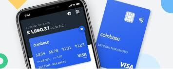 coinbase visa bitcoin