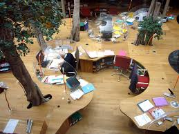 amazing office spaces. pons huot work space amazing office spaces e