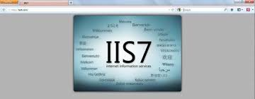 My website is showing default IIS 7/8 page. What should I do?