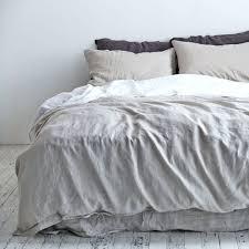 dark grey duvet cover queen 100 linen duvet cover in dove grey dark blue duvet cover