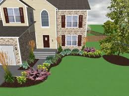 Gorgeous Landscaping In Front Of House Landscaping Ideas For Front Of House  Need A Critical Eyefront