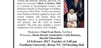 Image result for a distinguished psychology professor at Fordham University