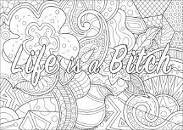 Of course, those of us who have a life long love of coloring can attest to the fact that we don't need an be cautious when downloading any file from the internet. Adult Coloring Pages Download And Print For Free Just Color