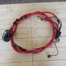 bmw e46 battery cable bmw e46 325i m56 sulev sedan complete battery cable sbk bst repair 61126911216