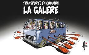 """Résultat de recherche d'images pour """"galère transports en commun paris"""""""