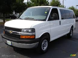 2008 Summit White Chevrolet Express 2500 Cargo Van #14824139 ...
