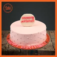 Simple Birthday Cake Delivery All Over Karachi