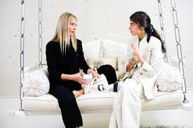 The Man Repeller The Chatroom Gwyneth Paltrow Interview