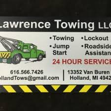 Towing Quote Extraordinary Lawrence Towing Get Quote Van Buren St Holl On Tractor Business