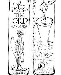 Free Printable Bible Verse Coloring Pages Luxury Psalm 119 105