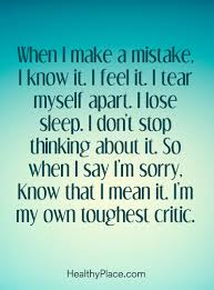 Never Feel Sorry For Yourself Quotes Best of Quotes On Mental Health And Mental Illness HealthyPlace