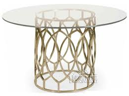 Image Metal After The Golden Stainless Steel Round Glass Dining Table To Negotiate Simple Modern Round Dining Table Dining Table Small Ap Aliexpresscom After The Golden Stainless Steel Round Glass Dining Table To