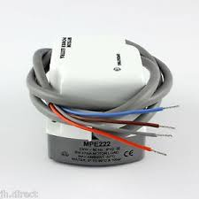 myson power extra mpe222 4 wire actuator motor 22mm mpe2 3 4 msv222 image is loading myson power extra mpe222 4 wire actuator motor