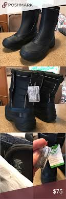 Lands End Waterproof Boots Lands End Thermo Lite Agion