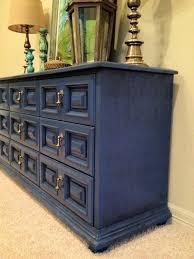 blue antique furniture. vintage stormy blue dresserbuffetmedia console quality construction by drexel original hardware 70 antique furniture i