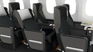 thew new qantas premium economy seat for the 787 dreamliner