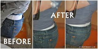 Easy Diy Easy Diy Fix For Loose Jeans Diy Craft Projects