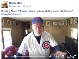 daniel stern rookie of the year.  Stern Actor Daniel Stern Plays His Character Phil Brickma From The 1993 Movie  With Rookie Of The Year