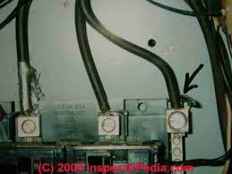 electric system neutral wire loss leads to shocked homeowner meter lug replacement at Bad Electric Meter Wiring