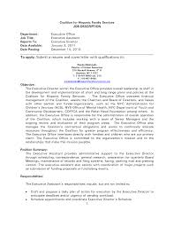 Administrative Position Cover Letter Office Manager Cover Letter