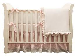 sweet dreams pink bedding crib set