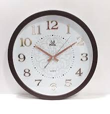 wall clock sweep movement silence