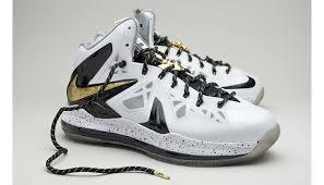 lebron white and gold. lebron x p.s. elite+ white/metallic gold lebron white and