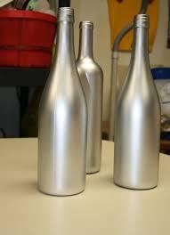 Marvelous Spray Painting Wine Bottles 35 On Interior Decor Minimalist with Spray  Painting Wine Bottles