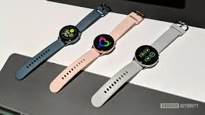 Samsung Galaxy Watch Active & Galaxy ...