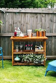 outdoor bar cart how to make your own outdoor bar tale photography bar cart diy outdoor