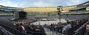 Where Did You Stand In Stadium Ga U2 Feedback