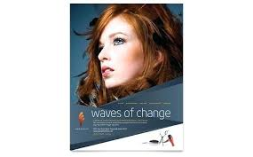 Brochures Templates Free Download Hair Stylist Salon Beauty Parlour Brochure Templates Free Download