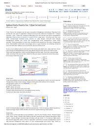 Aplikasi administrasi ujian sekolah format excel. Aplikasi Kartu Peserta Tes Ujian Format Excel Deuniv
