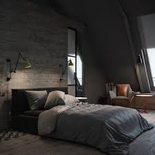 Bedroom: Small Bachelor Bedroom With Glass Window - Bachelor Bedrooms