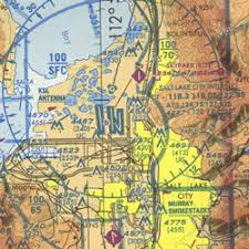 New Mexico Sectional Chart Sectional Aeronautical Chart