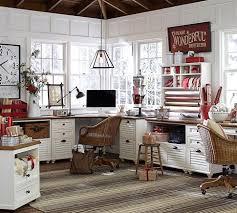 desk hutch office furniture and desks on pinterest barn office furniture