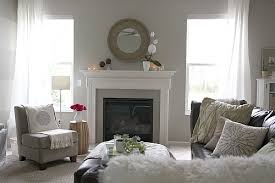 grey walls with brown furniture. brown couch grey walls with furniture a
