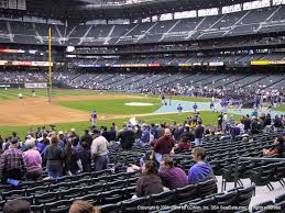 Seattle Mariners Seating Best Seats At T Mobile Park