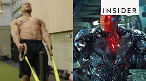 Hamada asked him to reprise his role as cyborg in warner bros.' upcoming flash movie, together. How Ray Fisher Got In Shape To Play Cyborg In Justice League Youtube