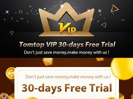 Join Tomtop Vip Membership And Reap Benefits Win Free Gifts