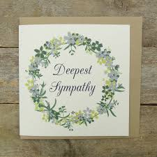 Deepest Sympathy Card Aa23 A Farmers Daughter