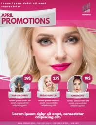 Hair Salon Flyer Templates 1 280 Customizable Design Templates For Beauty Salon Postermywall